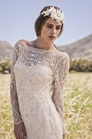 boho beauties the wedding dresses of bo and luca onefabday com