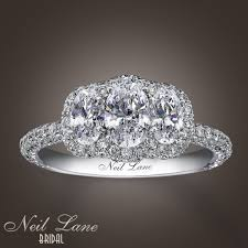 Neil Lane Wedding Rings by Jared Neil Lane Bridal 2 1 3 Carat Tw Diamond Ring Sizes 4 5 5 5