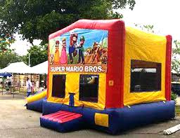bounce house rentals mario bros bounce house rentals obstacle course bounce house