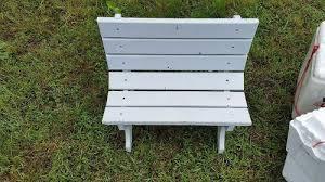 child bench plans child s bench hometalk