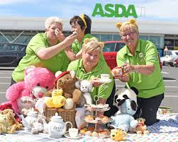 pudsey u0027s teddy bears u0027 picnic is coming to asda for bbc children in