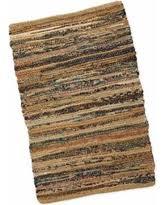 fall is here get this deal on denim chindi rug 21 u0027 x 34 u0027 blue