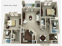2 Bedroom Apartments In Alpharetta Ga Waterstone At Big Creek Apartments Alpharetta Ga Apartments