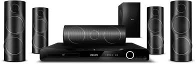 Buy Philips Hts5520 94 5 1 Dvd Home Theatre System Online At Best - philips hts5530 55 5 1 home theatre system philips flipkart com