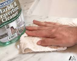 how to clean marble countertops in 4 easy steps the marble cleaner