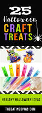 100 healthy halloween treats