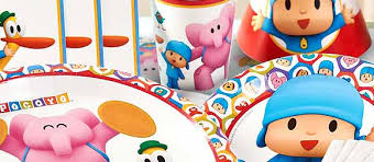 pocoyo party supplies pocoyo party supplies for kids birthday party themes
