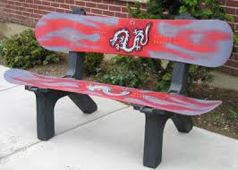 Snowboard Bench Legs Facts Around Us Creative Public Bench Designs Clever Benches Design