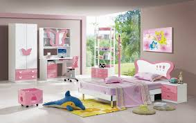 kids bedroom furniture sets for girls open book shelf beneath