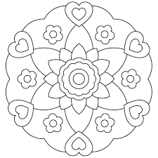 creative abstract coloring pages for kids womanmate com