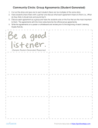 world café etiquette guidelines k 5 goalbook pathways