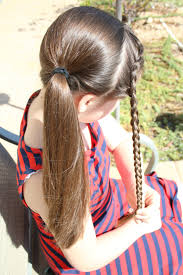 how to i french plait my own side hair three minute french braid crown ponytail with dove it s a