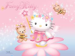 wallpapers hello kitty happy birthday halloween 1024x768 386125