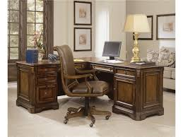 l shaped desk with hutch right return hooker furniture brookhaven executive l right return desk