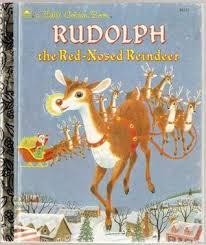 rudolph red nosed reindeer barbara shook hazen