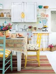 shabby chic kitchen design ideas a cottage kitchen so pretty i windows just