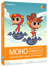 amazon com smith micro software moho debut 12 2d animation software