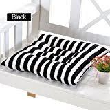 amazon com indoor outdoor black and white stripe universal