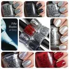 opi grey nail polish ebay