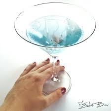 martini blue camsil votka smirnoff north sprite blue curaçao şurubu kokteyl