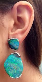 cornflower blue opal 1614 best opal and opalescents images on pinterest jewels opal