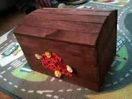 wooden chest card box weddingbee photo gallery
