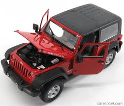 jeep soft top black welly we22489r scale 1 24 jeep wrangler rubicon soft top closed