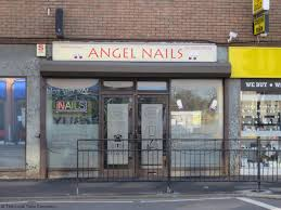 angel nails nail technicians yell