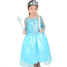 Snow Queen Halloween Costume Popular Princess Halloween Costumes Toddlers Buy Cheap
