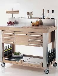 kitchen trolleys and islands mobile kitchen cart kitchen design ideas