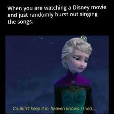 Frozen Movie Memes - 15 jokes and memes that only true frozen fans will love gurl com