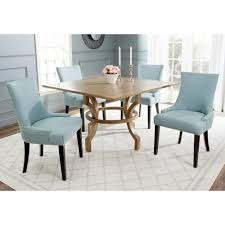 Espresso Dining Room Furniture by Safavieh Ludlow Oak Dining Table Amh6645a The Home Depot