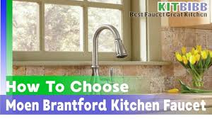 moen 7185 c brantford kitchen faucet best kitchen faucets 2017