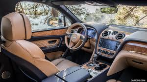 interior bentley 2017 bentley bentayga interior hd wallpaper 50