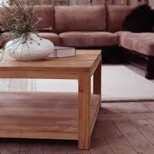 Tall Coffee Table by Cube Coffee Table Natural Teak Marble Top Side Table Painted