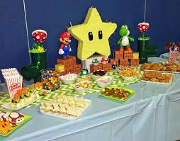 mario birthday party mario party birthday party ideas photo 1 of 7 catch my party