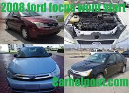 ford focus wont start mobile mechanic tips 23 2008 ford focus won t start problem