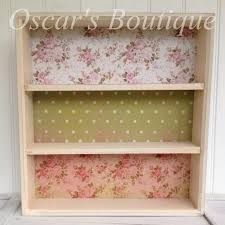 Wooden Wall Display Cabinets Shabby Chic Rustic Style Distressed Wooden Wall Display Cabinet