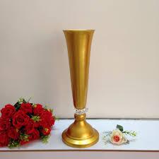 Wedding Centerpiece Vases Wedding Ideas Wedding Centerpieces Gold Vases The Important Role