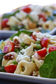 bacon belly button pasta salad the fed up foodie