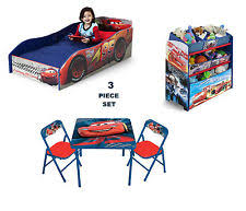 Disney Cars Bedroom Set by Disney Cars Furniture Ebay