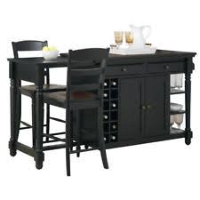 black kitchen island kitchen island bar ebay