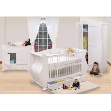 Complete Nursery Furniture Sets Baby Nursery Decor Shocking Collection White Baby Nursery