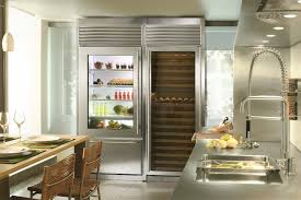 kitchen all stainless steel kitchen material amazing european