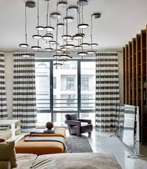 gruppa geometra designs a trendy apartment in moscow russia
