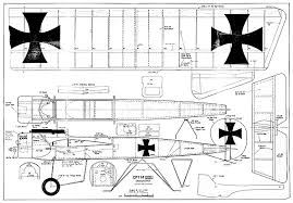 free rc plans fokker eindecker plans aerofred download free model airplane plans