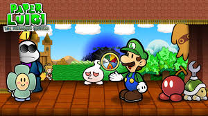 Paper Mario World Map by Anybody Else Who Has Played Paper Mario Ttyd Still Holding Out