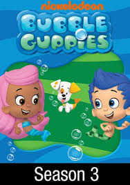 vudu bubble guppies puppy ring brianna gentilella