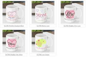 mothers day mugs personalized s day coffee mugs mommyandmestyle