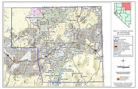 Blm Lightning Map 3 0 Description Of The County Elko County Fire Plan Nevada